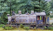 Katherine  Berlin - Abandoned Train I