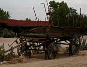 Karen Harrison - Abandoned Wagon