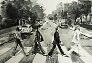Abbey Road Print by MB Art factory