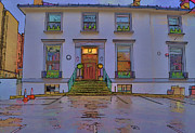 Beatles Art - Abbey Road Recording Studios by Chris Thaxter