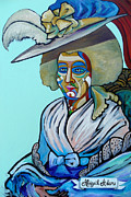 Abigail Paintings - Abigail Adams by Gray