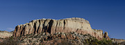 Ghost Illustration Prints - Abiquiu NM Panorama I Print by Dave Gordon