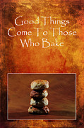 Randi Grace Nilsberg - About Baking