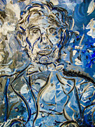 Confederate Monument Paintings - Abraham by Elizabeth Briggs