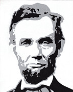 Politicians Painting Originals - Abraham Lincoln by Jose Acosta