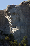 Abraham Lincoln Images Art - Abraham Lincoln Mount Rushmore National Monument by Jason O Watson