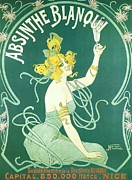 Advertisment Paintings - Absinthe Blanoui by Reproduction