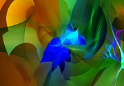 Fractals - Abstract 091213 by David Lane