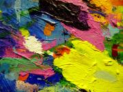 Abstract Expressionism Paintings - Abstract  1 by John  Nolan