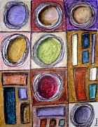 Outsider Art Mixed Media - Abstract 101 by Venus