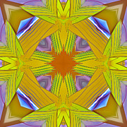 Kaleidoscope Art - Abstract 25 by Deborah Benoit