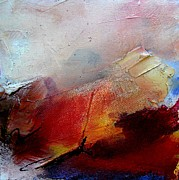 Painted Mixed Media - Abstract 3 by Marie Rea