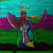 Joseph Hanlon - Abstract Angel