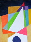 Diane Fine - Abstract Angles V