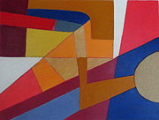 Diane Fine - Abstract Angles VIII