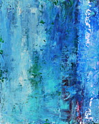 Jennifer Richards - Abstract blue