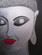 Priyanka Rastogi - Abstract Buddha