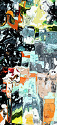 Ginette Fine Art LLC Ginette Callaway - Abstract Checkered Universe