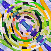 Susan Leggett - Abstract Circles
