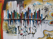 Kchris Osuji - Abstract City Life