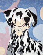 Jacki McGovern - Abstract Dalmatian