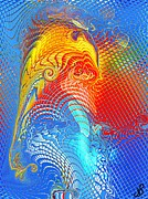 Nico Bielow - Abstract Elephant by...