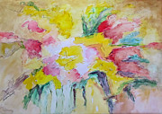 Barbara Anna Knauf - Abstract Floral