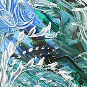 Irina Sztukowski - Abstract Floral Branching Out