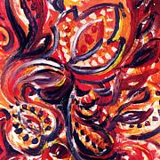 Irina Sztukowski - Abstract Floral Design Summer Breeze