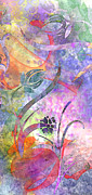 Debbie Portwood - Abstract Floral Designe...