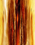 Irina Sztukowski - Abstract Forest Hidden Secrets