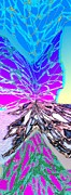 Abstract Fusion 196 Print by Will Borden