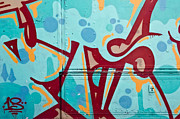 Yurix Sardinelly - Abstract Graffiti on the...