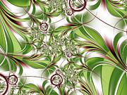 Gabiw Art - Abstract Green Plant