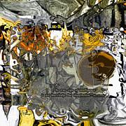 Ginette Fine Art LLC Ginette Callaway - Abstract Imagination Einstein Quote