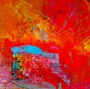 Carolyn Repka - Abstract in Layers