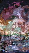 Ginette Fine Art LLC Ginette Callaway - Abstract Italy Venice Mystique