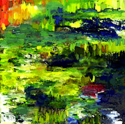Hema Rana - Abstract Landscape2