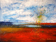 Elena  Constantinescu - Abstract lanscape