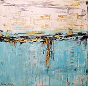 Jolina Anthony - Abstract Large Painting