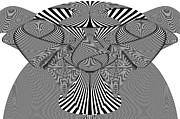 Mike Savad - Abstract - Lines - Bad Dog