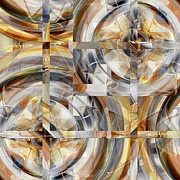 Abstract Number 031 - Digital Art Print by Roy Erickson