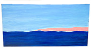 Maria Mills - Abstract Ocean Horizon...