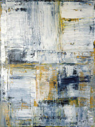 Abstract Painting No. 2 Print by Julie Niemela