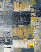 Print On Acrylic Posters - Abstract Painting No. 4 Poster by Julie Niemela