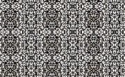 Wall Paper Posters - Abstract Pattern Poster by Lusoimages  