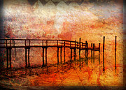 Ken Reardon - Abstract Pier