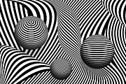 Optical Illusion Photos - Abstract - Poke out my eyes by Mike Savad