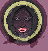 Kate Farrant - Abstract Portrait