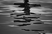 Imago Prints - Abstract Reflection No. 2 Print by Dave Gordon